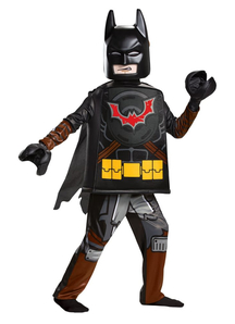 Boys Batman Lego Costume - The Lego Batman Movie