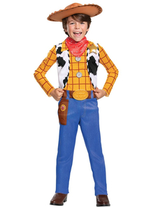 Boys Classic Woody Costume - Toy Story