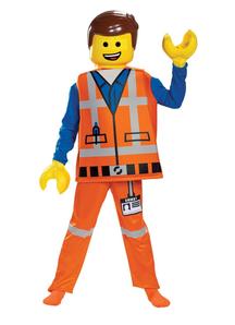 Boys Emmet Costume - The LEGO Movie 2