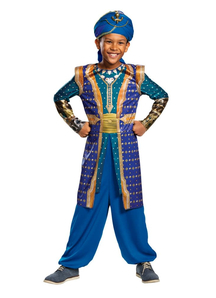 Boys Genie Costume - Aladdin
