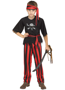 Boys Jolly Pirate Costume