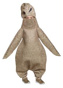 Boys Oogie Costume - Nightmare Before Christmas