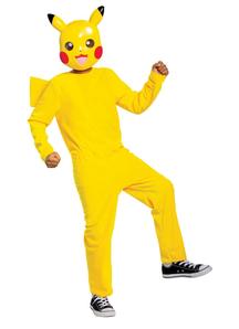 Boys Pikachu Classic Costume - Pokemon