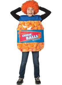 Cheeseballs Child Costume