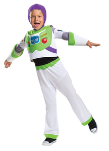 Child Buzz Lightyear Classic Costume - Toy Story