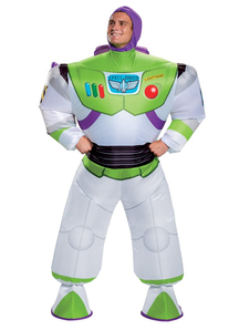 Child Buzz Lightyear Inflatable Costume - Toy Story