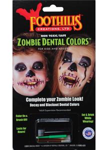 Dental Colors Kit for kids