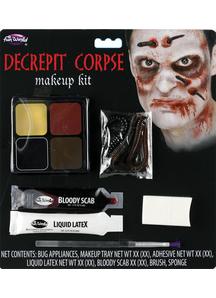 Descrepit Corpse Make Up Kit