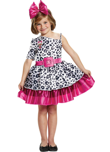 Girls Diva Costume - LOL
