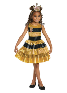 Girls Diva Costume - LOL