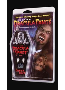 Dracula Fangs Shell XL