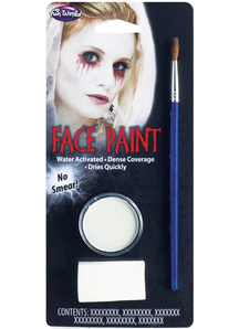 Face Paint White Make Up