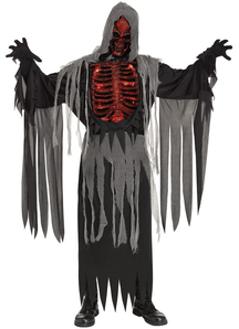 Fire Reaper Adult Costume