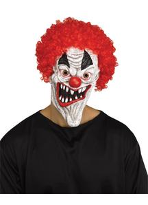 Freak Clown Adult Mask
