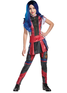 Girls Evie Costume - Descendants 3