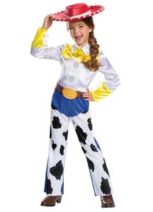 Girls Jessie Classic Costume - Toy Story