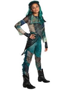 Girls Uma Costume Deluxe - Descendants 3