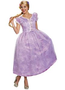Girsl Rapunzel Prestige Costume - Disney
