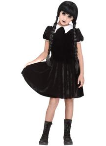 Gothic Girl Child Costume