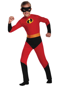 Incredibles Dash Child Costume 2
