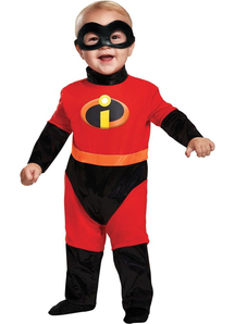 Incredibles Dash Infant Costume