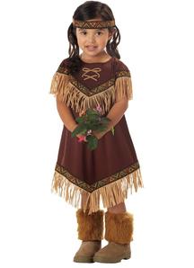 Indian Princess Toddler Costume