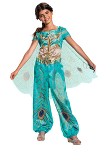 Jasmine Costume for toddlers and children - Aladdin
