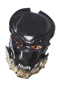 Predator 3/4 Vinyl Mask For Adults