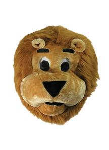Lion Mascot Head