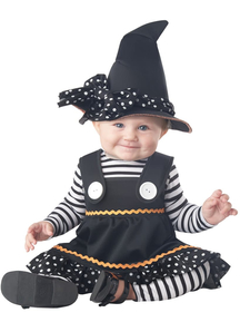 Little Witch Toddlers Costume