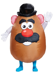 Mr Potato Head Inflatable Adult Costume