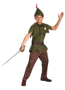 Peter Pan Toddler Costume
