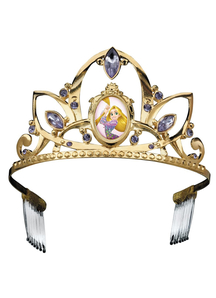 Rapunzel Tiara deluxe for kids