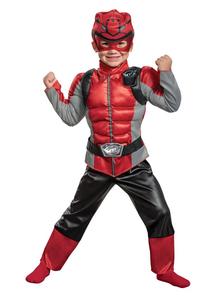 Red Ranger Child Costume - Power Rangers