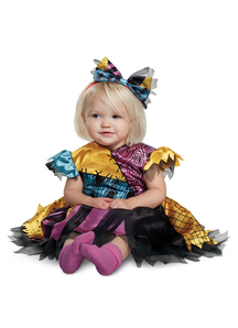 Sally Infant Costume M - Nightmare Before Christmas