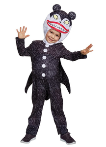 Scary Teddy Child Costume