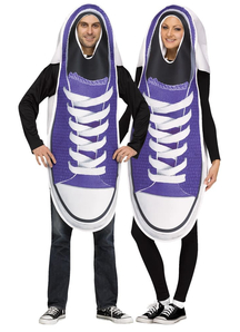 Sneakers Pair Couple Costumes