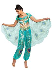 Women Jasmine Costume - Aladdin