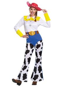 Women Jessie Costume - Toy Story