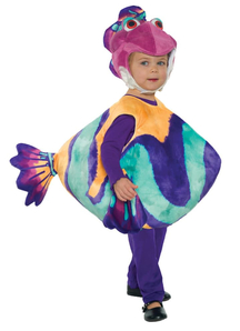 Bubbles Costume for toddlers - Splash and Bubbles