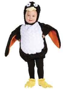 Kids Penguin Costume
