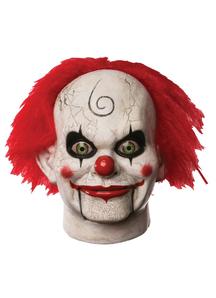 Maru Shaw Clown Puppet Mask