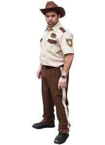 Men Sheriff Costume