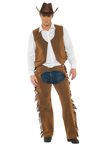 Men Wild West Costume