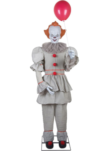 Pennywise Animated - Halloween Prop