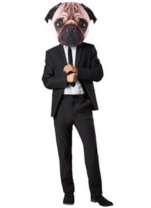 Pugs Life Mask