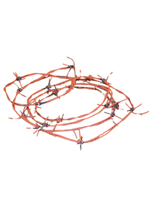 Rusted Barbed Wire - Halloween Props