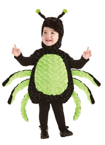 Spider Toddlers Costume