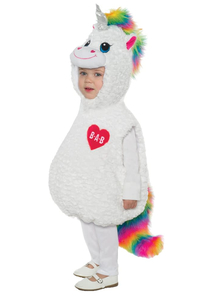 Toddlers Color Craze Unicorn Costume - Build a Bear