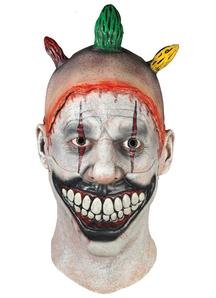 Twisty The Clown Mask - American Horror Story: Freak Show